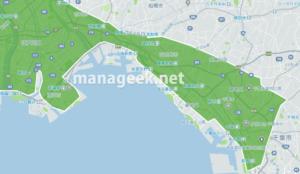 Uber Eats (ウーバーイーツ)千葉エリアの画像