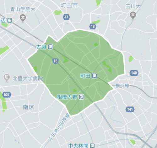 Uber Eats (ウーバーイーツ)町田エリアの画像