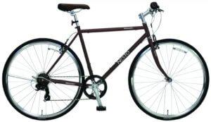 ウーバーイーツで使用したロードバイク自転車の画像