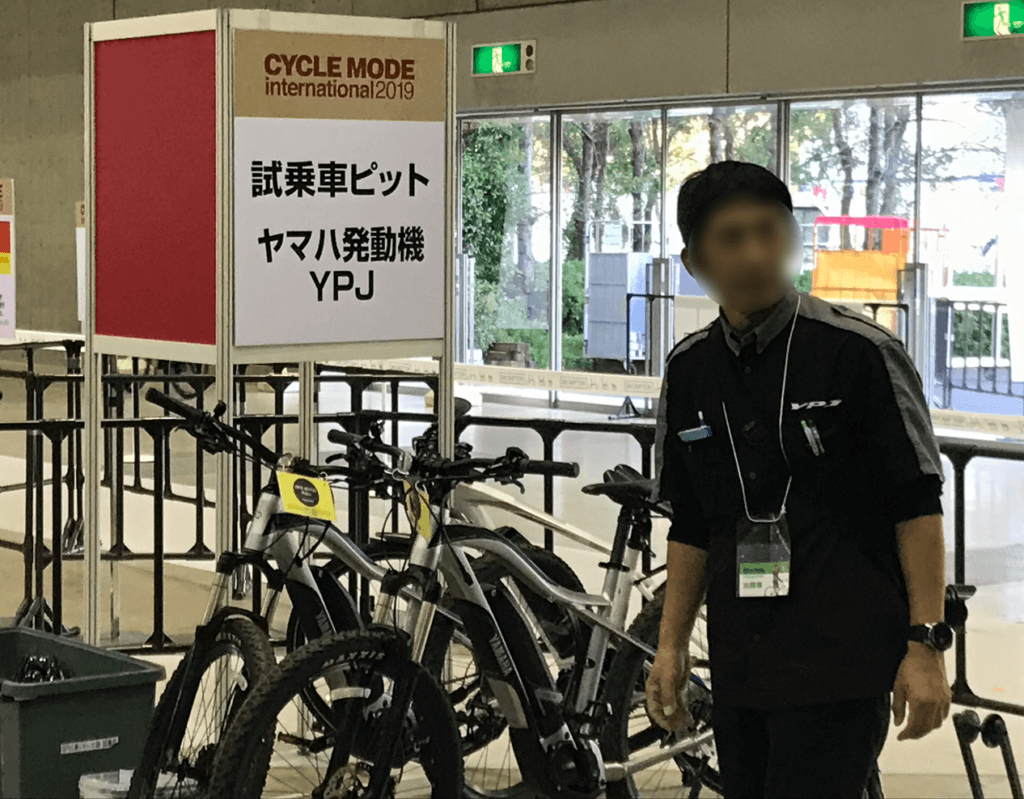 ウーバーイーツで電動自転車を買う前に試乗すべき