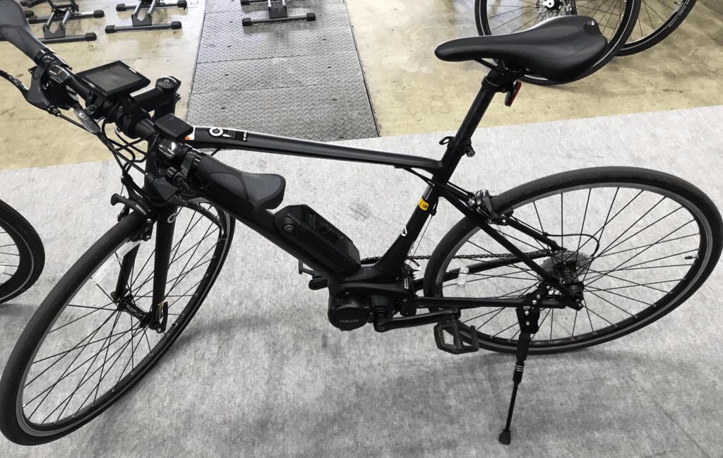 ウーバーイーツに最適な自転車を探してYAMAHA(ヤマハ) YPJ-Cに試乗してみた画像