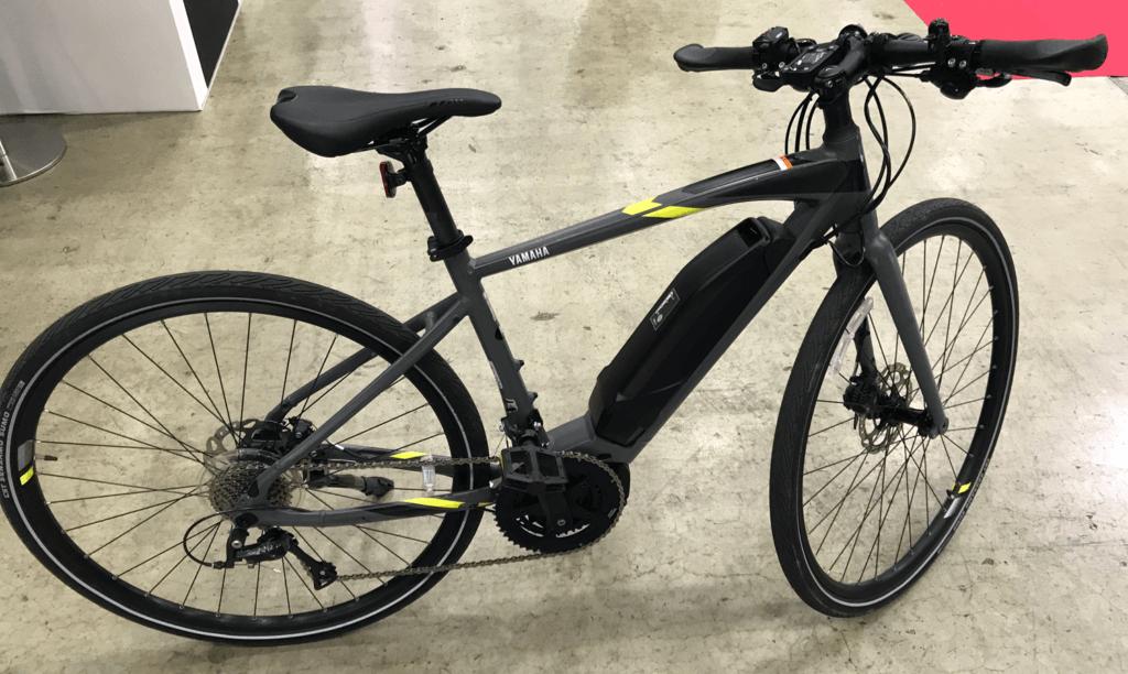 ウーバーイーツに最適な自転車を探してYAMAHA(ヤマハ) YPJ-ECに試乗してみた画像