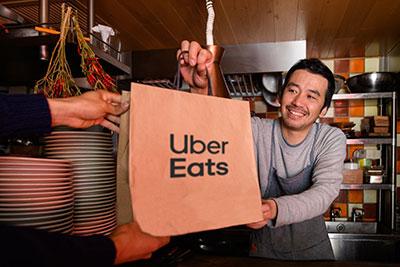 Uber Eatsレストランパートナー加盟店舗登録・出店手数料・飲食店側の費用について