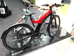 ウーバーイーツ福岡はバイトより稼げるか、besv(最高級モデルの電動バイク)で稼動しようとした画像