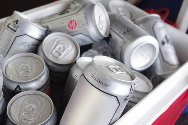 ウーバーイーツ福岡はバイトより稼げるか、2日目にアルコール飲料を配達した画像