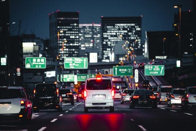 Uber Eats(ウーバーイーツ) 大阪はバイトより稼げるかトライした結果、淀川の交通渋滞に巻き込まれた画像
