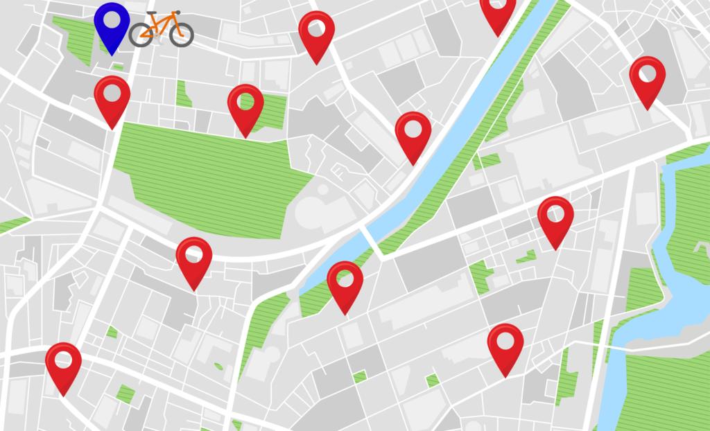 Uber Eats(ウーバーイーツ)の配達でバイトよりも稼ぐならバイクが良い?それとも自転車が良い?
