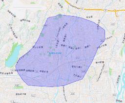 2020年6月16日に静岡県浜松市へ拡大します