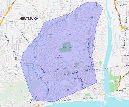 2020年7月21日(火)より新しく平塚市へ拡大します